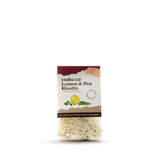 Lemon & Pea Risotto 190g