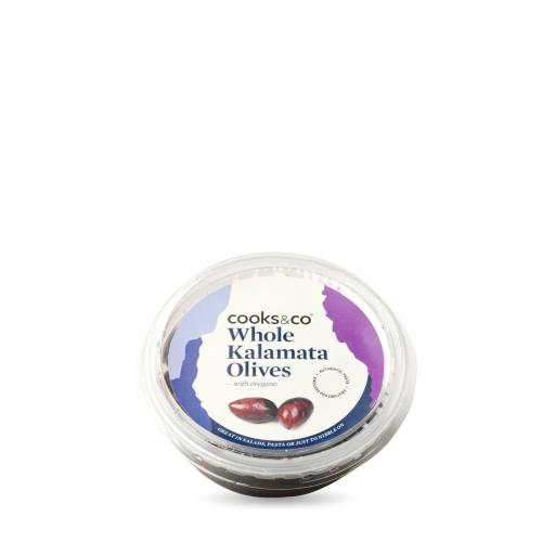 Kalamata Olives with Wild Oregano 160g