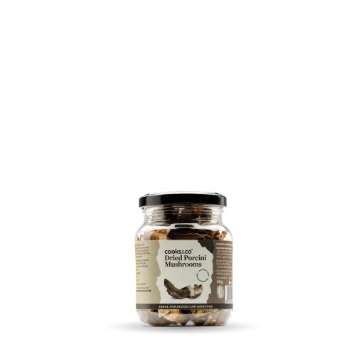 Dried Porcini Mushrooms 40g