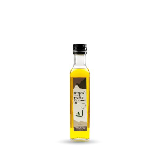 Black Truffle Flavoured Oil
