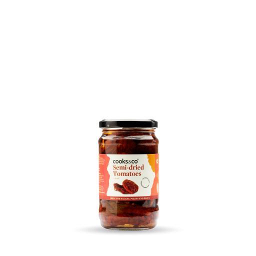 Semi-Dried Tomatoes in Oil 295g