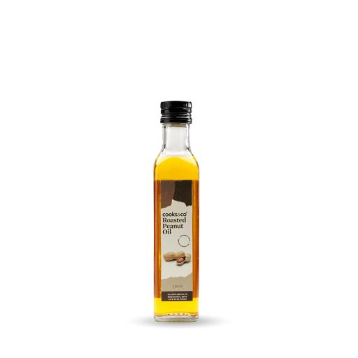 Roasted Peanut Oil 250ml
