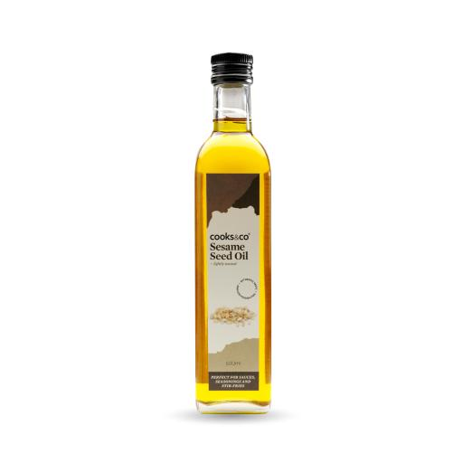 Virgin Sesame Oil 500ml