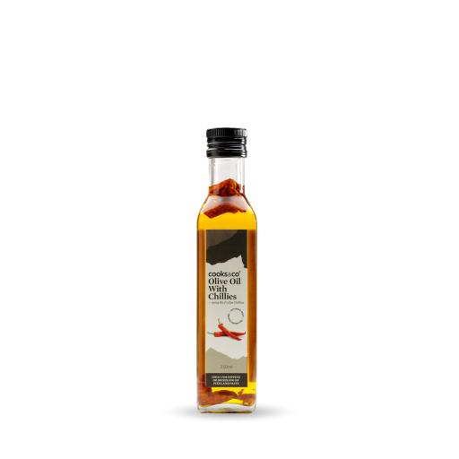 Olive Oil with Chillies 250ml