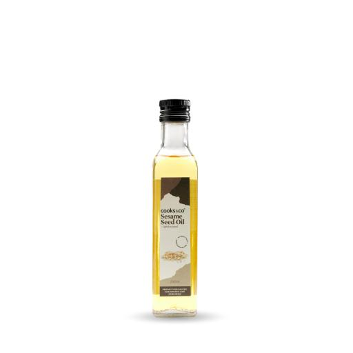Virgin Sesame Oil 250ml