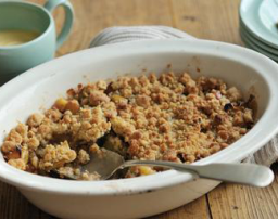 Fig Crumble