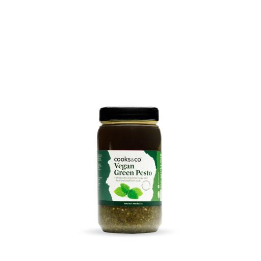 Vegan Green Pesto 1.1kg