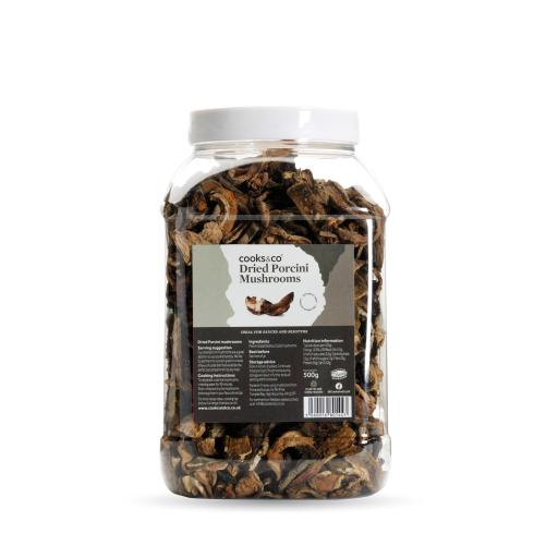 Dried Porcini Mushrooms 500g