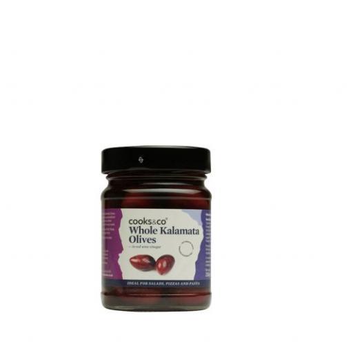 Whole Kalamata Olives, 250g